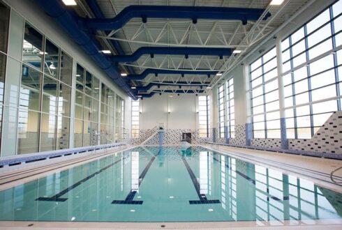 UL Sports Arena Swimming Pool
