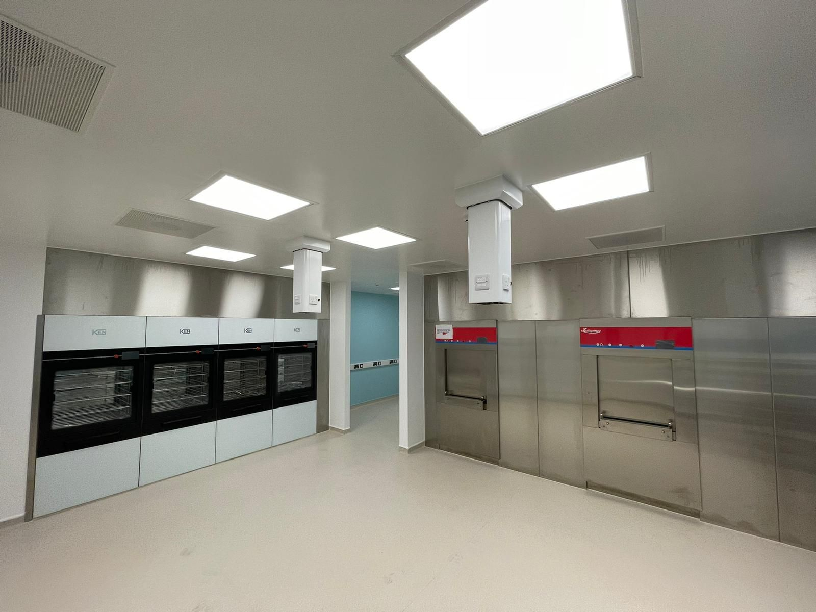 Croom Hospital – Theatre Fit Out gallery