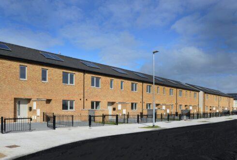 Rapid Housing Units, Cherry Orchard, Dublin 10 for Dublin City Council