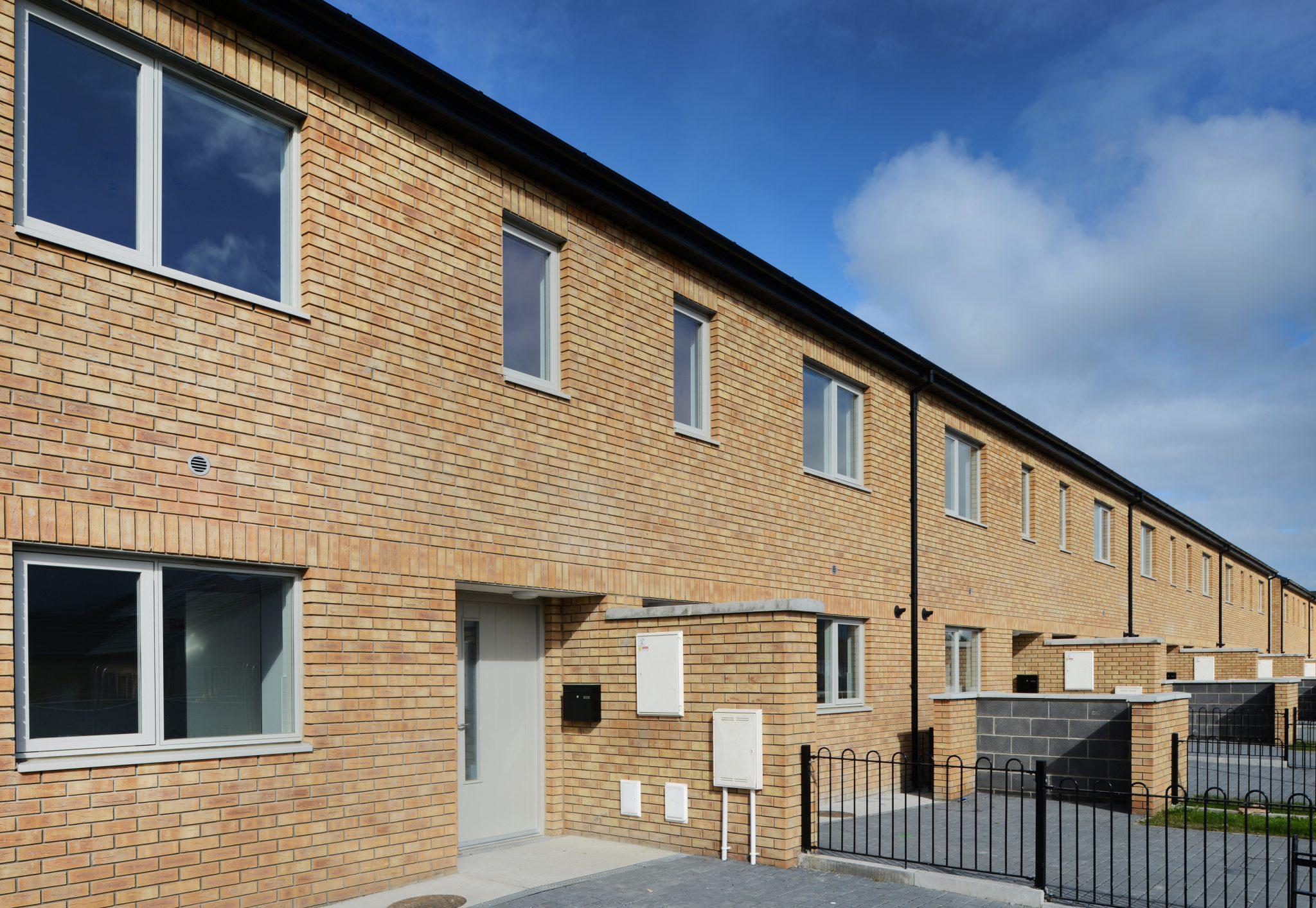 Rapid Housing Units, Cherry Orchard, Dublin 10 for Dublin City Council gallery