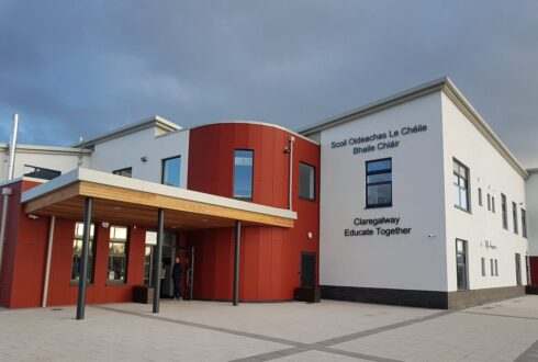 Claregalway Educate Together National School, Claregalway, Co. Galway