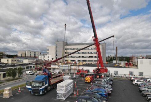 University Hospital Limerick – 24 Bed Extension