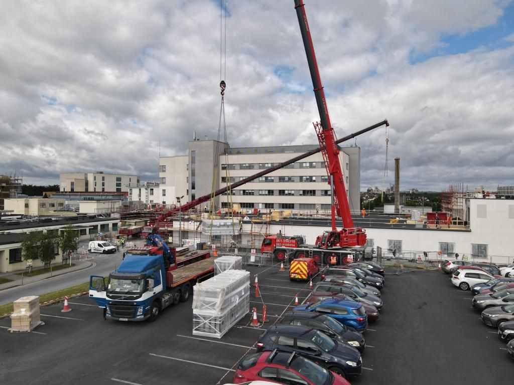 University Hospital Limerick – 24 Bed Extension gallery