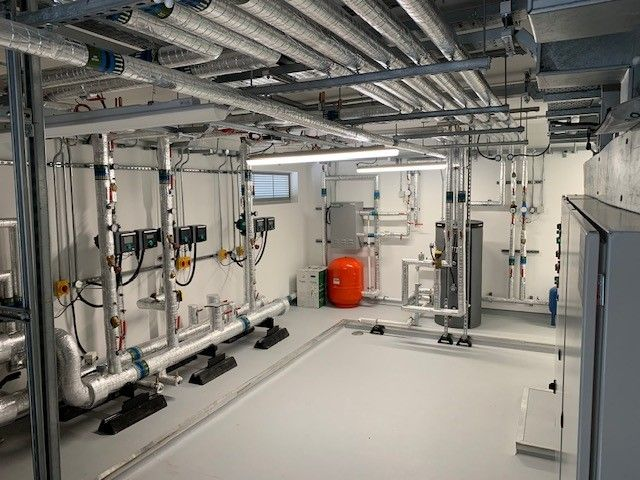University Hospital, Limerick – Covid – 19 Laboratory gallery