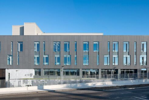 Clinical Education & Research Centre (CERC) at University Hospital Limerick